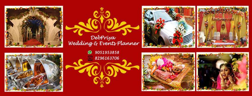 DebPriya Wedding & Events Planner | Kolkata | Wedding Planners