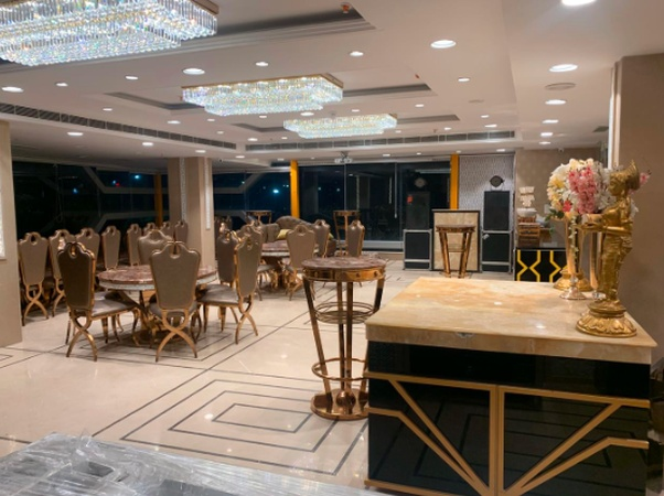 Golden Bowl Party Lounge Indirapuram Ghaziabad - Banquet Hall