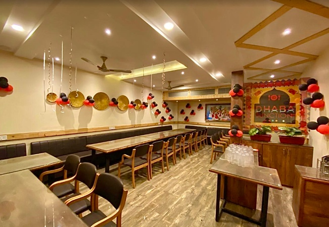 Dhaba Junction AB Road Indore - Banquet Hall