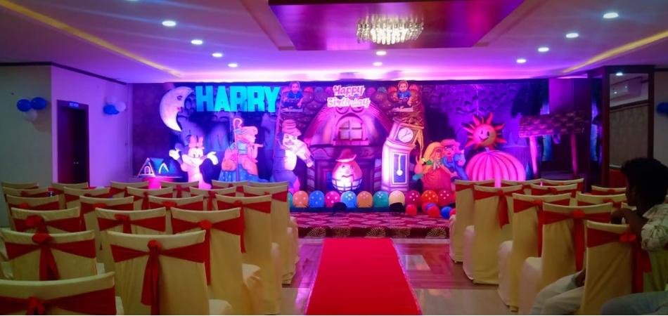 PMG Grand Uppal Hyderabad - Banquet Hall