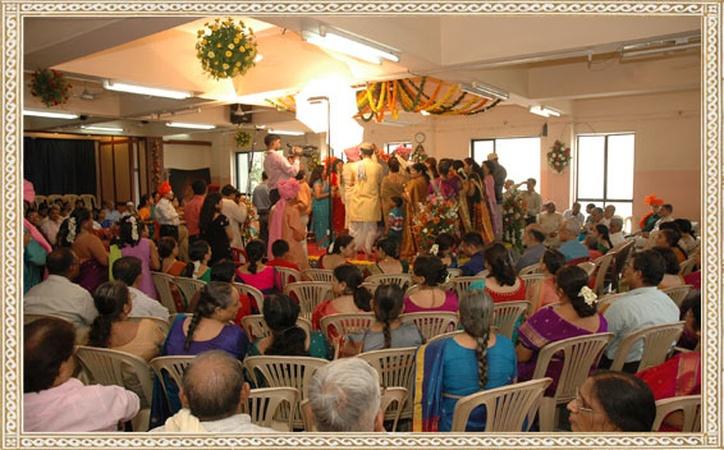 Gokhale Mangal Hall Thane West Mumbai - Banquet Hall