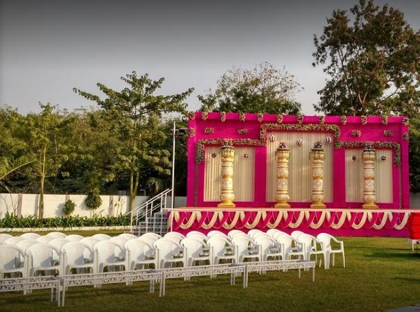 Shree Kantam Farm Bhat Ahmedabad - Wedding Lawn