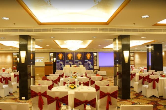 Dolphin Hotels Daba Gardens Visakhapatnam - Banquet Hall