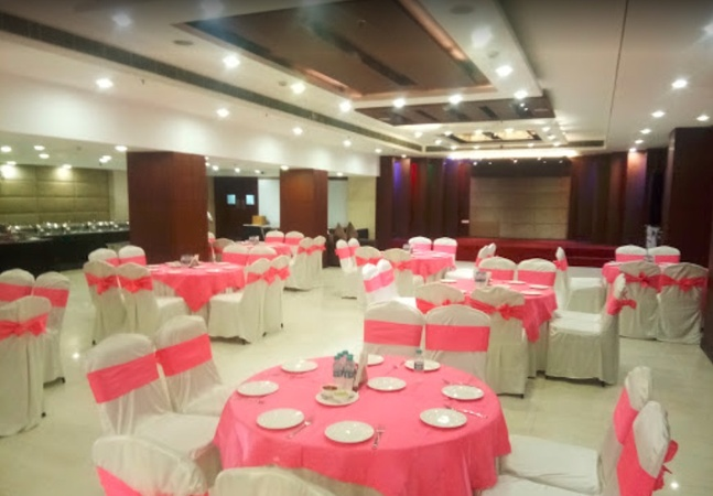 AGI Inn Central Town Jalandhar - Banquet Hall