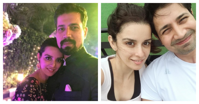 Sumeet Vyas just popped 'the' question to his girlfriend and she said yes!
