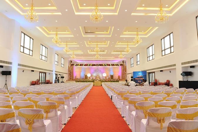 SVV Kalyana Mandapam Poonamallee Chennai - Wedding Hotel