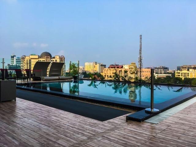 Hotel Silver 7, Gomti Nagar, Lucknow