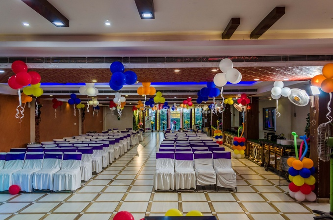 Party Planet AC Banquet Hall Alambagh Lucknow - Banquet Hall
