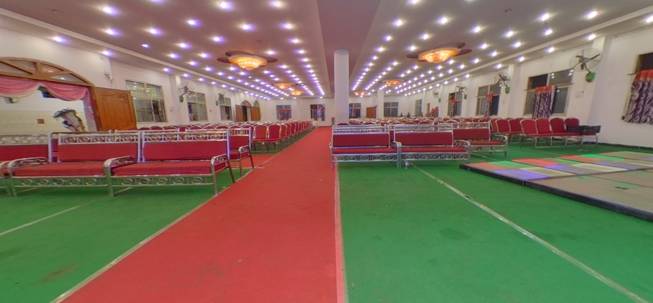 Ashoka Function Palace Amberpet Hyderabad - Banquet Hall