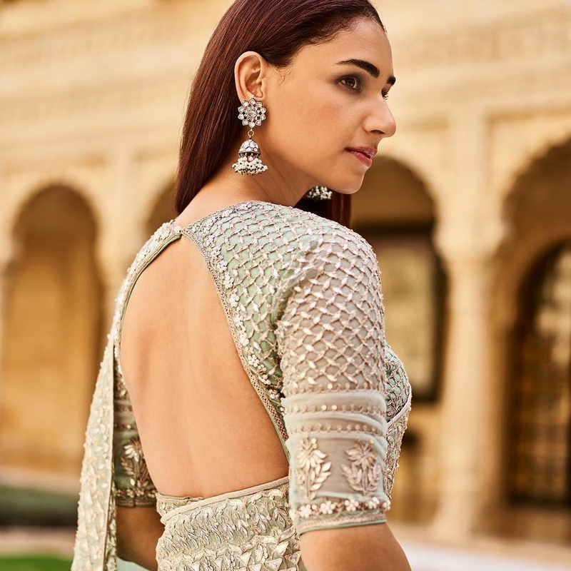 50 Latest New Front And Back Saree Blouse Designs For 2020 Buy Lehenga Choli Online