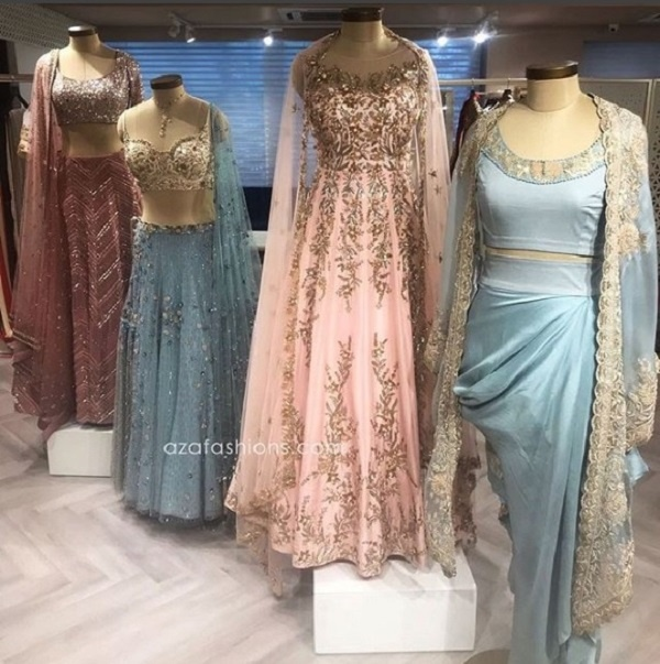 12 Designer Lehenga Stores In Shahpurjat Delhi Which Will Not Burn A Hole In Your Pocket Real Wedding Stories Wedding Blog