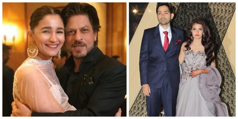 All the Bollywood stars spotted at Alia Bhatt's cousin Sakshi Bhatt's Wedding Reception!