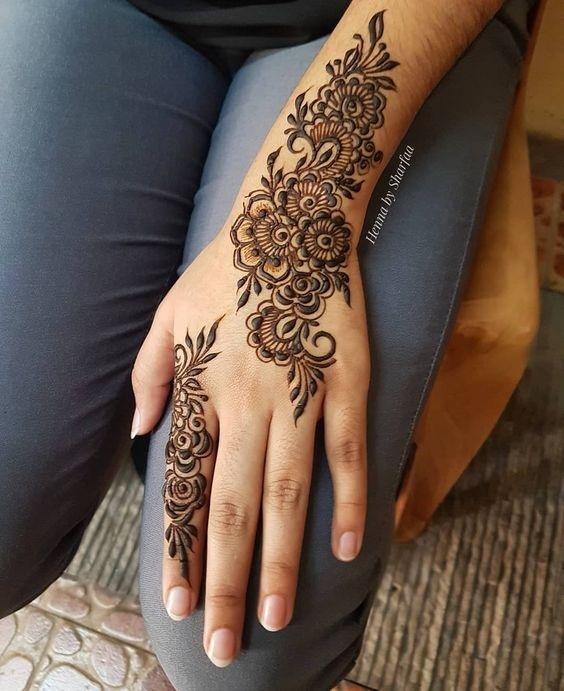 Arabic Bridal Mehndi Designs For Indian Weddings Blog