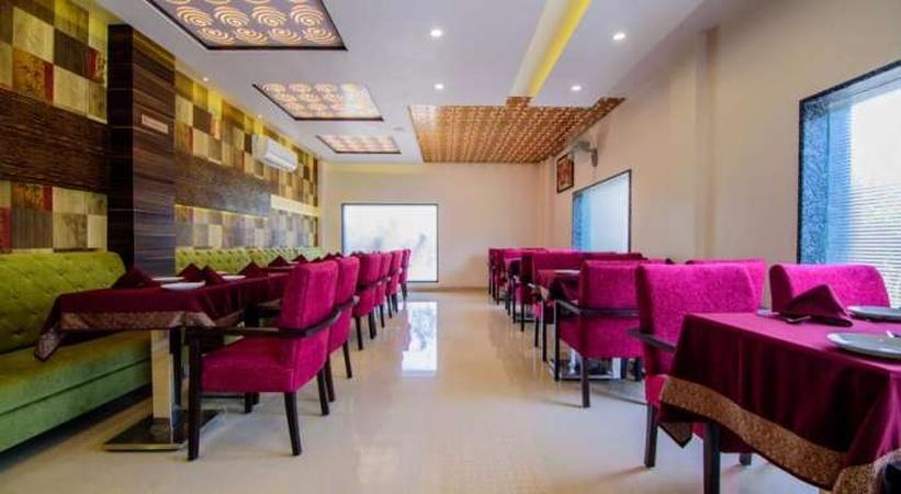 AH1 Hotel Ranjit Avenue Amritsar - Banquet Hall