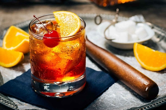 10. An Old Fashioned.