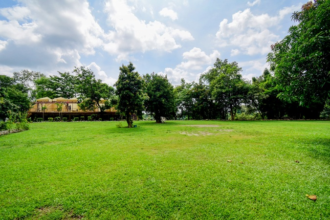 Bagheera Jungle Retreat Resort Ramnagar Jim Corbett - Wedding Lawn