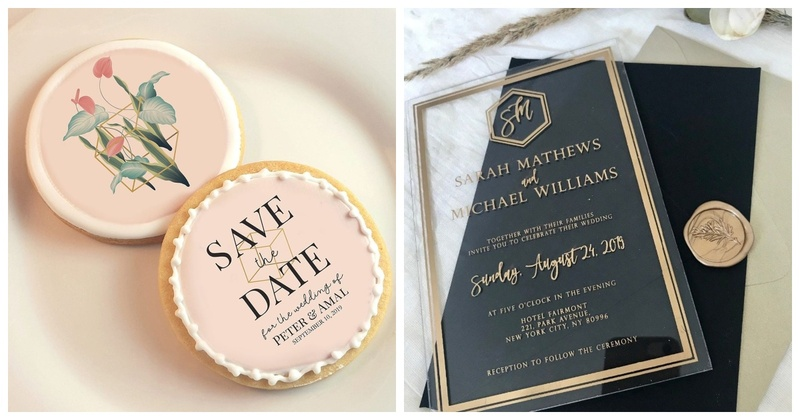Top 10 Wedding Invitation Ideas To Woo Your Guests - Blog