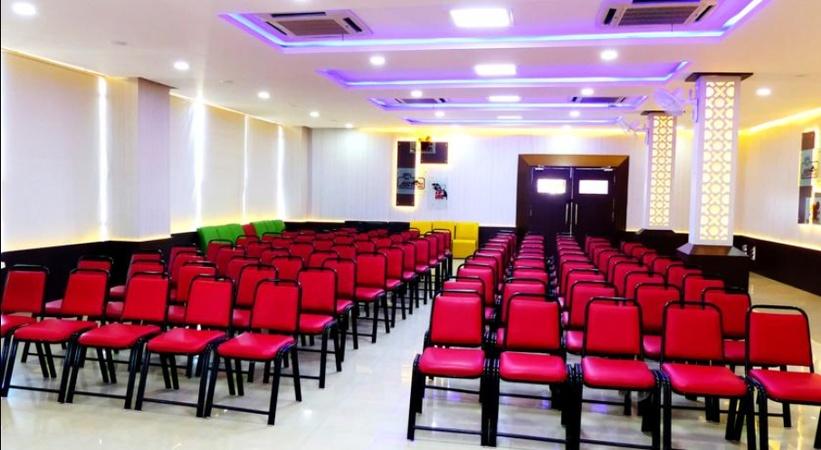 Caravan Resorts Bhadbhada Bhopal - Banquet Hall