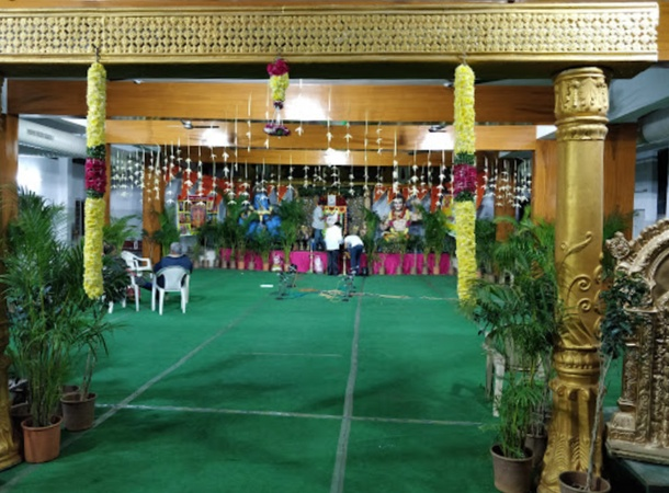 Sree Gajanana Function Hall Malkajgiri Hyderabad - Cocktail Venues