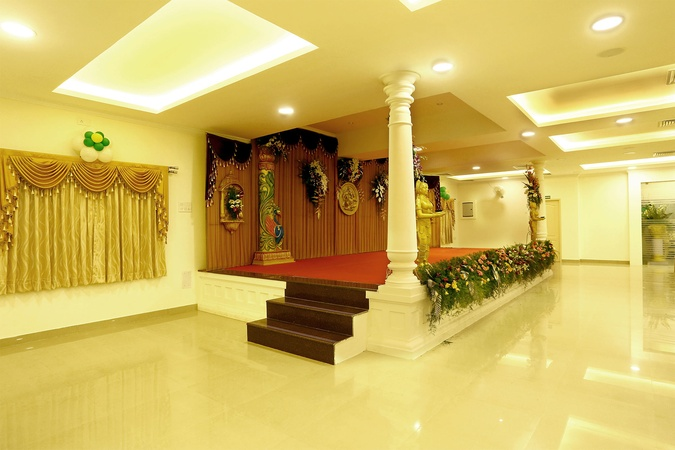Raj Mahal Marriage Hall Porur Chennai - Wedding Hotel