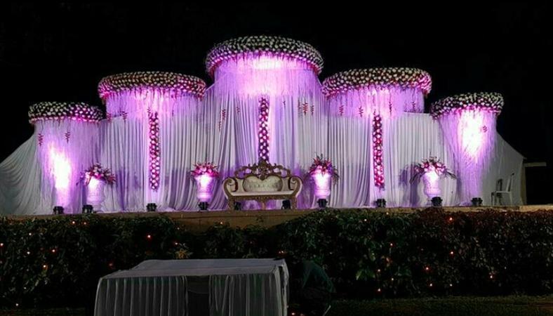 Jay Party Plot Nana Mava Rajkot - Wedding Lawn