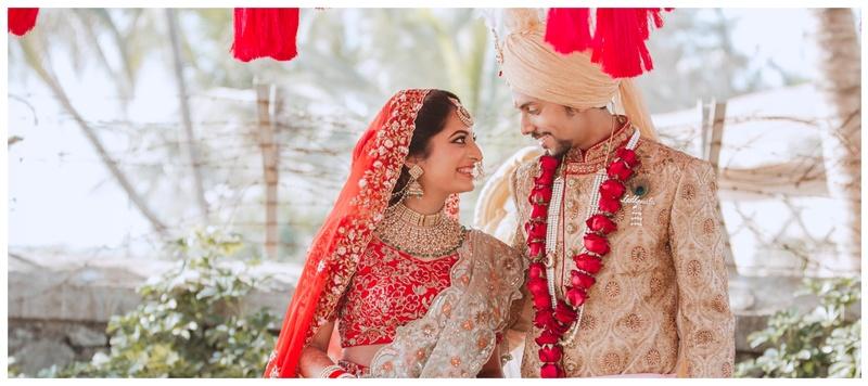 Tushar & Jagruti Mumbai : Jagruti and Tushar's stunning wedding will make your jaws drop!