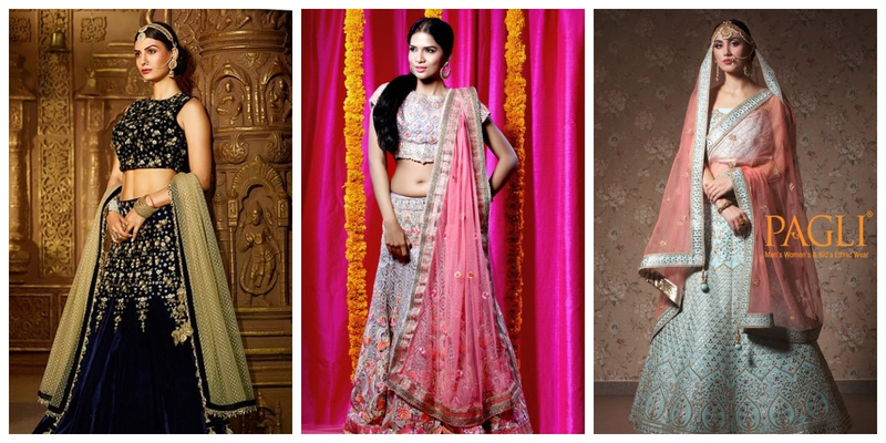 10 lehenga shops in Mumbai, Santacruz to find your dream bridal lehenga in Mumbai