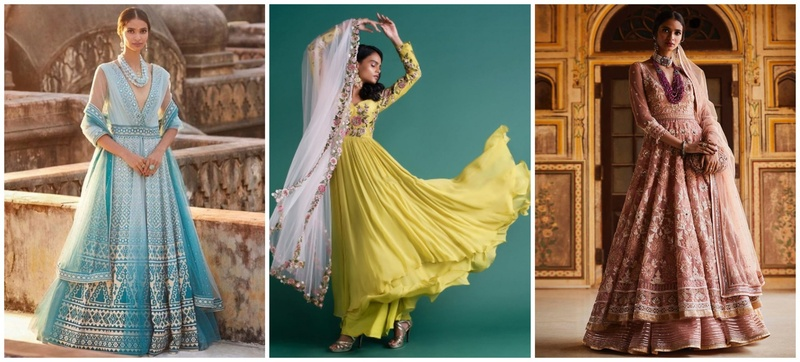 12 Anarkali Suits to Embrace as Part of your Bridal Trousseau!