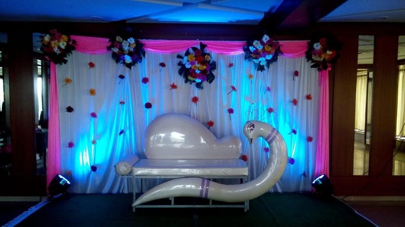Bhagini Residency Nagavara Bangalore - Banquet Hall