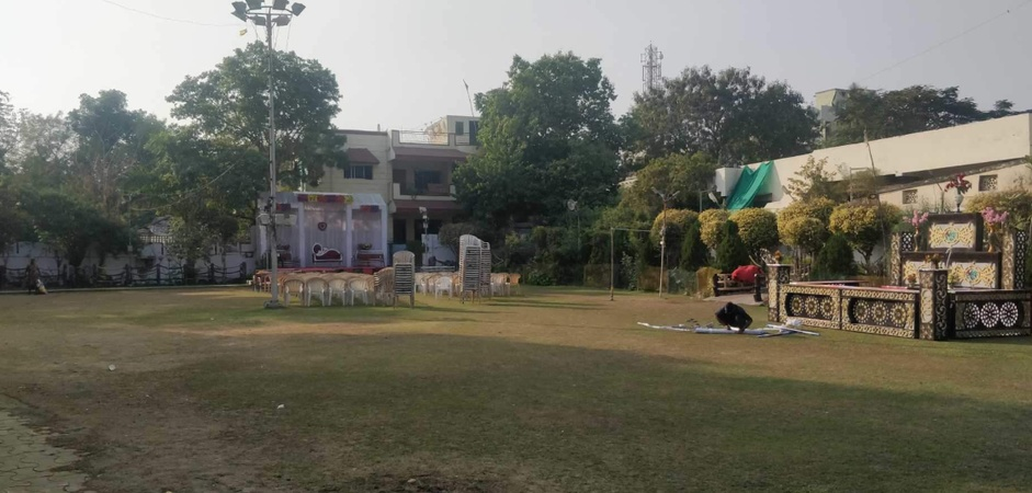 Chopde Lawn Mankapur Nagpur - Wedding Lawn