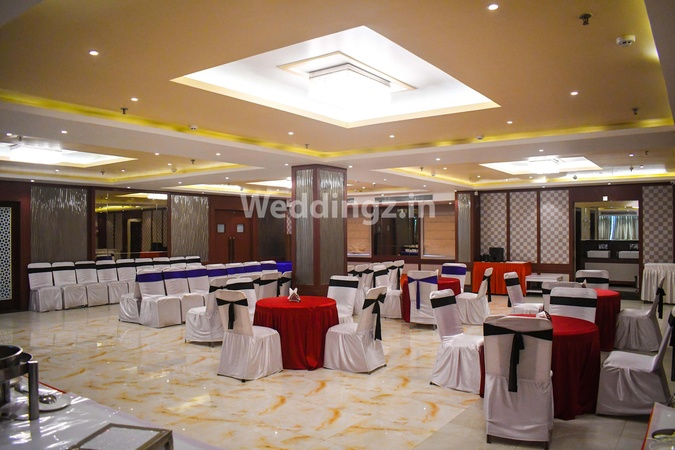 Hotel Awesome Palace GS Road Guwahati - Banquet Hall