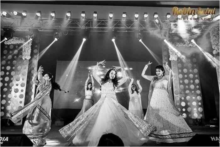 Girls' Sangeet
