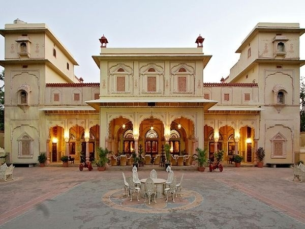Taj Rambagh Palace, Rambagh Crossing, Jaipur