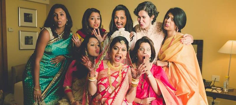 Sid & Rupa Delhi : Tasteful Bengali Wedding Celebration held at The Grand Vasant Kunj, New Delhi