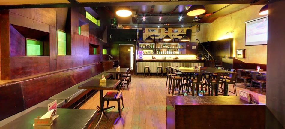 Tilt Gastro Lounge Koramangala Bangalore - Banquet Hall