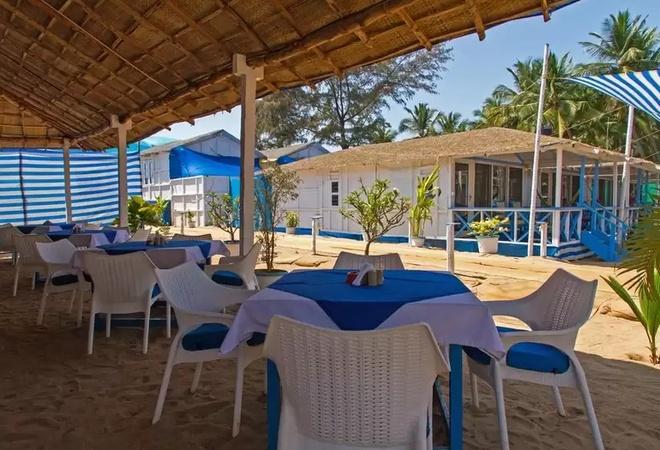 Cuba Agonda Beach Resort Agonda Goa - Wedding Lawn