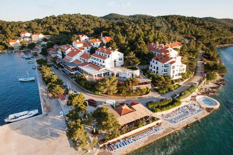 1.Hotel Odisej Mljet, Croatia