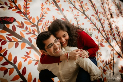 Saakshi and Anant make a cute couple!