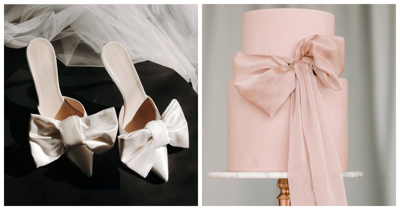 The Bow: 8 Ways To Use It At Your Wedding