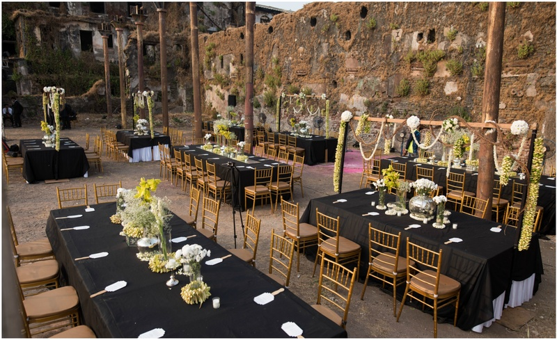 We can't believe Aash Studio transformed an abandoned mill into a wedding venue!