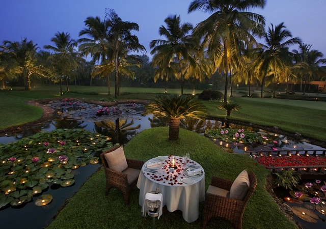 The Leela Goa Cavelossim Goa - Banquet Hall