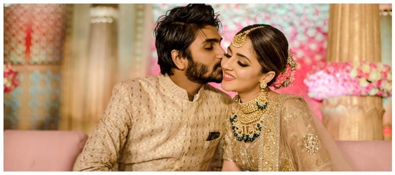 Ronak & Isha Mumbai : A fun, lavish wedding celebrating eternal romantics