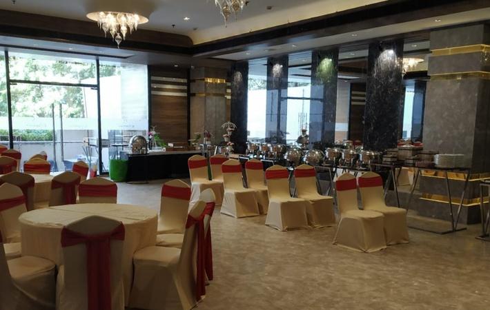 Kailash Parbat Andheri West Mumbai - Banquet Hall