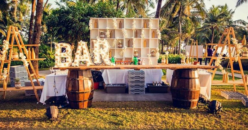 10+ Cool And Quirky Bar Decor Ideas For An Unforgettable Wedding Night!