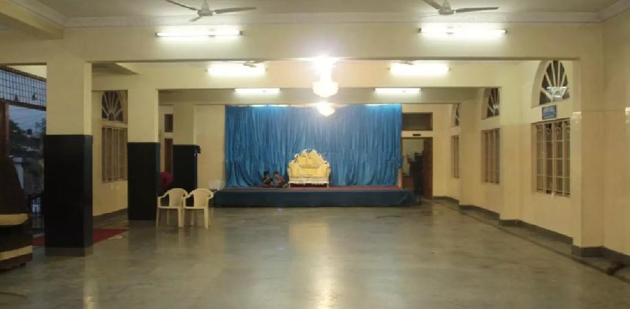 Amir Hall R.T Nagar Bangalore - Banquet Hall