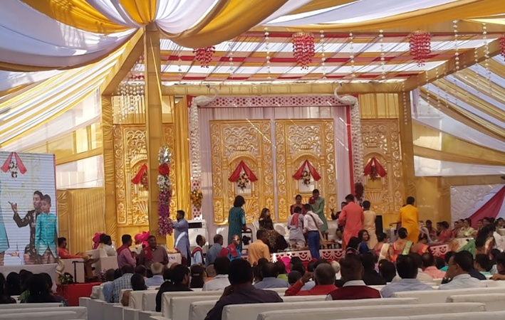 Madhuvan Party Plot Jahangirpura Surat - Wedding Lawn