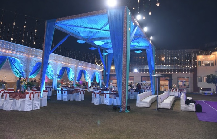 Sefa Greens Wedding Farm And Banquet Vasundhara Ghaziabad - Banquet Hall