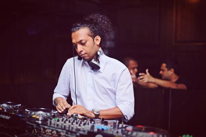 DJ Sumit Shenoy | Mumbai | Music
