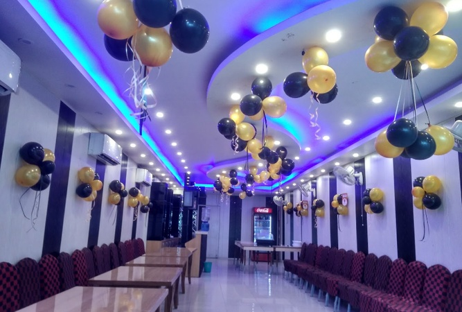 New Royal Multi Cuisine Restaurant Karanpur Dehradun - Banquet Hall