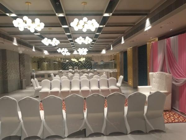 Bikanervala Janakpuri Delhi - Banquet Hall